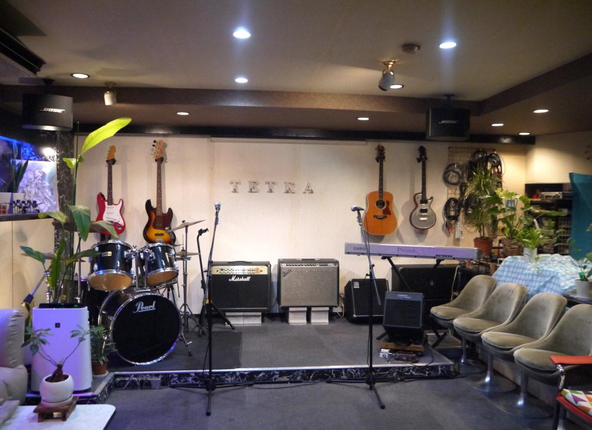 北九州の音楽教室 TETRA塾